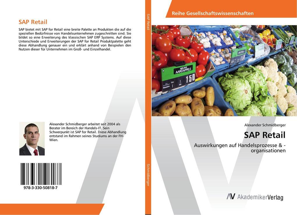 SAP Retail als Buch von Alexander Schmidberger