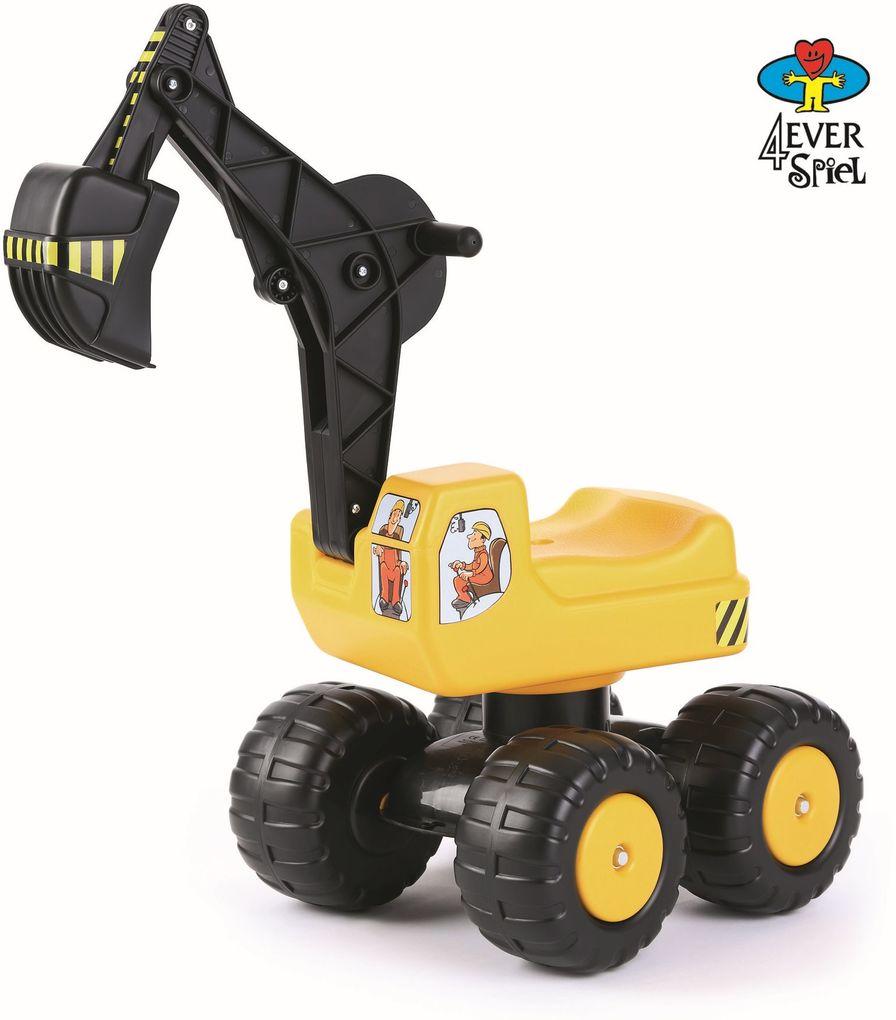 Sitzbagger Mobby Dig 100 kg