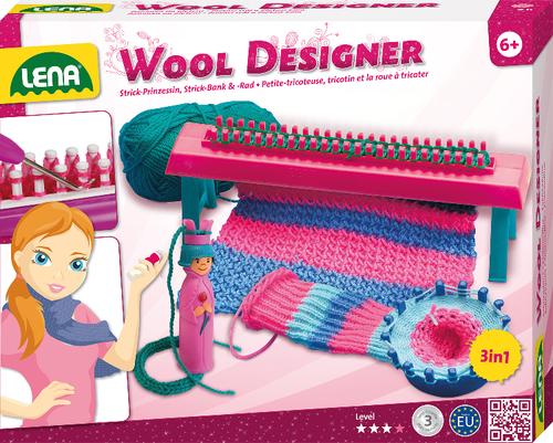 LENA Wool Designer - einfach Stricken