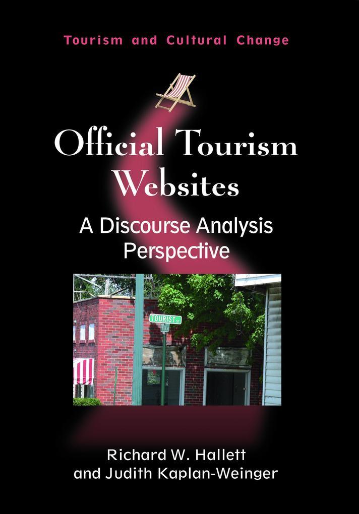 Official Tourism Websites als eBook Download vo...