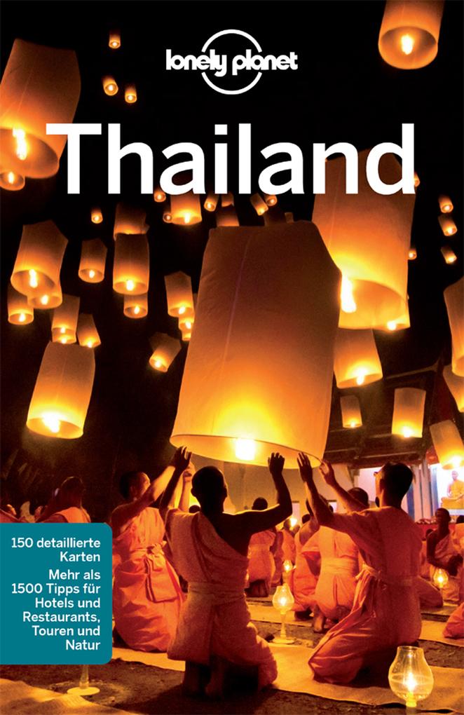 Lonely Planet Reiseführer Thailand als eBook Do...