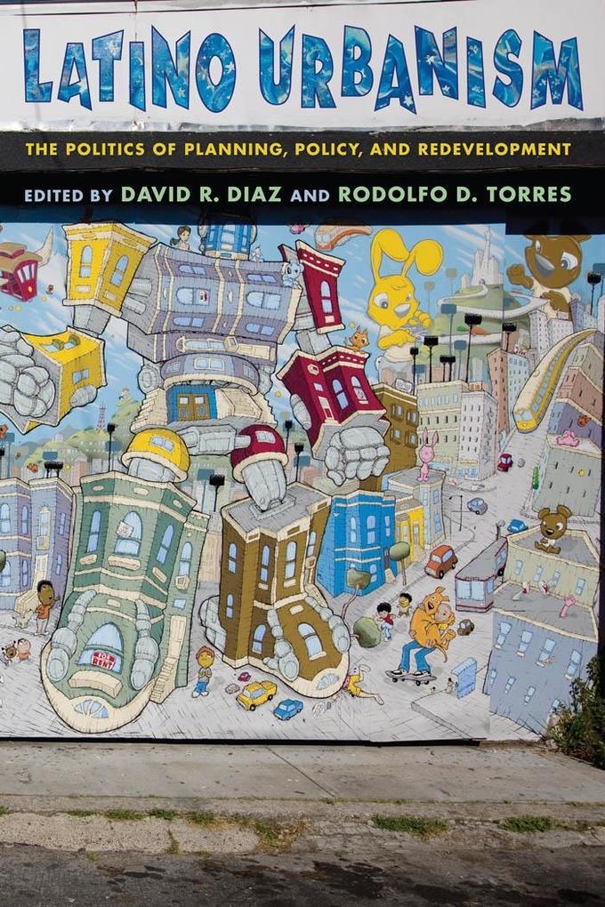 Latino Urbanism als eBook Download von