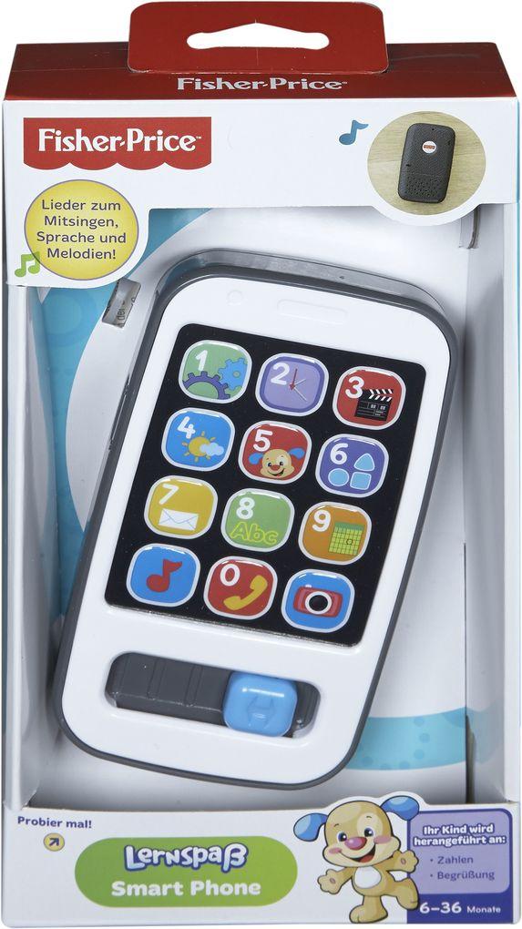 Vorschaubild von Mattel Fisher Price Lernspaß Smart Phone