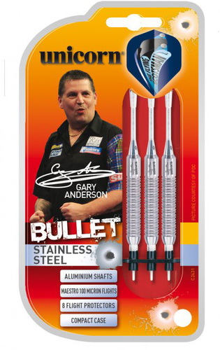 unicorn Bullet Gary Anderson Soft-Dart