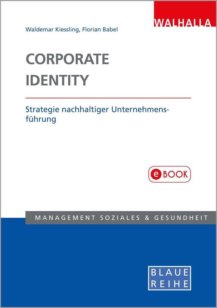 Corporate Identity als eBook Download von Walde...