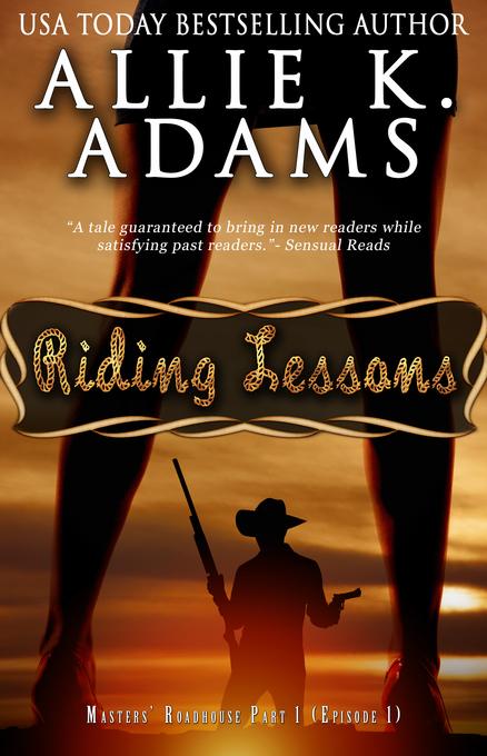 Riding Lessons als eBook Download von Allie K. ...
