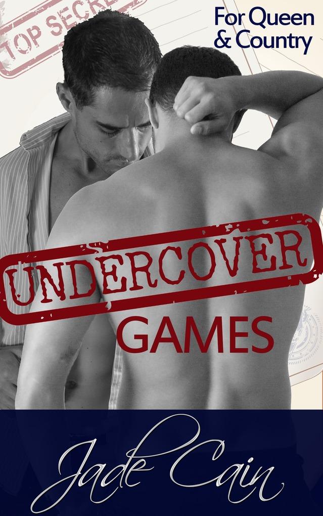Undercover Games als eBook Download von Jade Cain