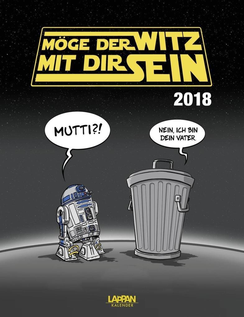 Möge der Witz mit Dir sein 2018