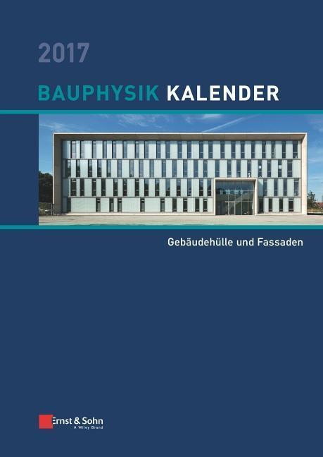 Bauphysik-Kalender 2017 als Buch von