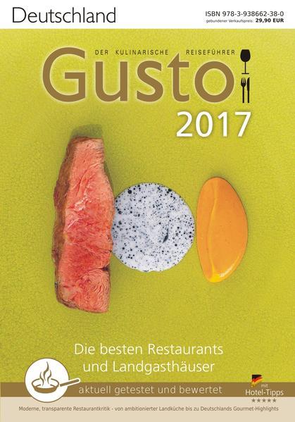 Gusto Deutschland 2017 als Buch von