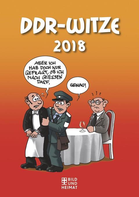 DDR-Witze-Kalender 2018