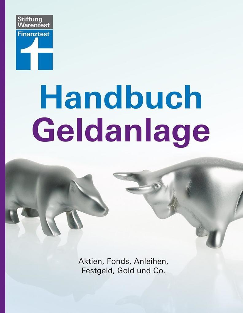 Handbuch Geldanlage als Buch von Stefanie Kühn,...