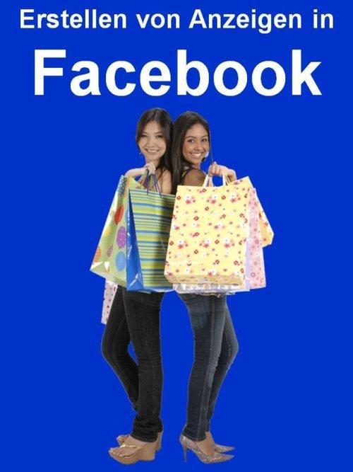 Erstellen von Anzeigen in Facebook als eBook Do...