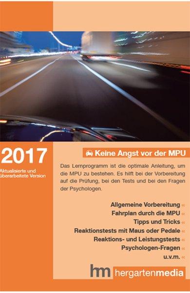 Keine Angst vor der MPU 2017 / DVD