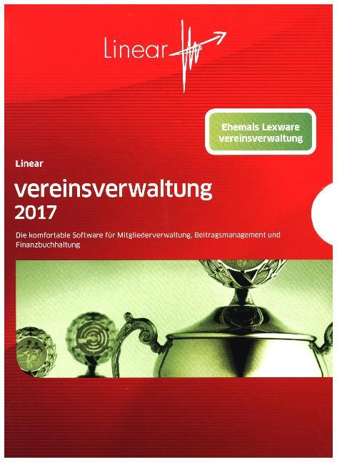 Lexware vereinsverwaltung 2017 - ehemals Lexwar...