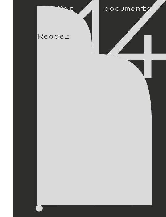 Der documenta 14 Reader als Buch von