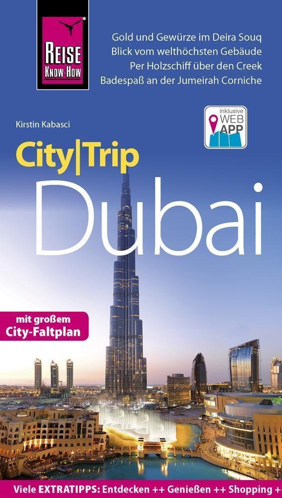 Reise Know-How CityTrip Dubai als Buch von Kirs...