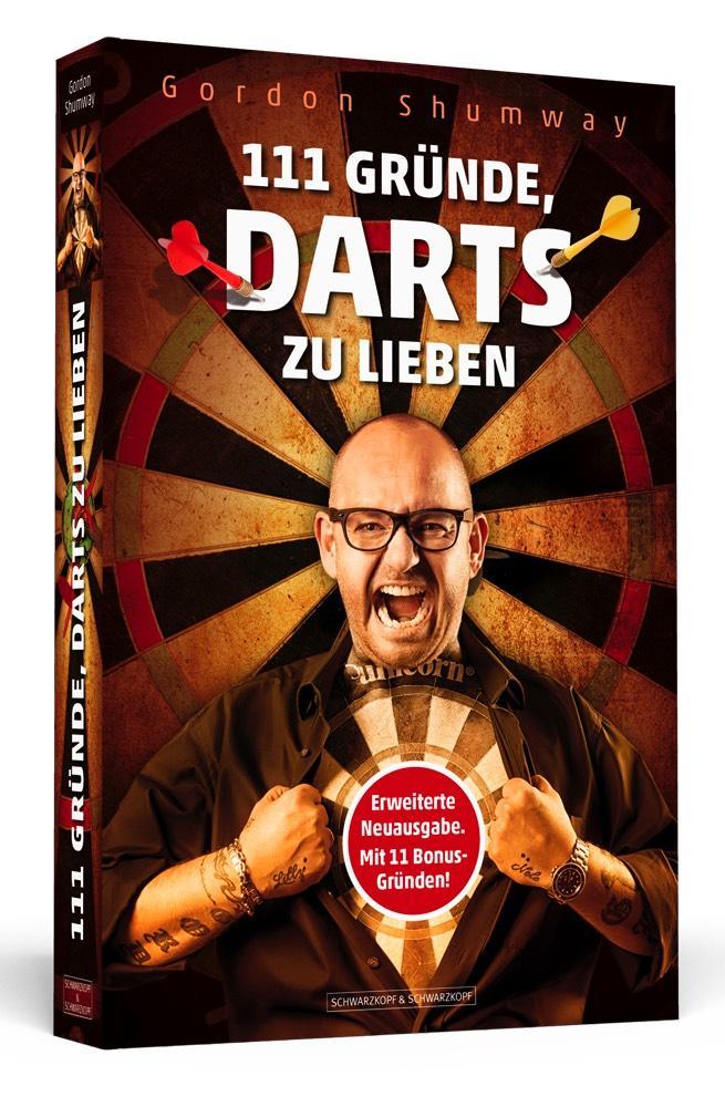111 Gründe, Darts zu lieben als Taschenbuch von...