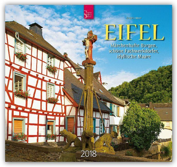Eifel - Schöne Fachwerkdörfer, märchenhafte Bur...
