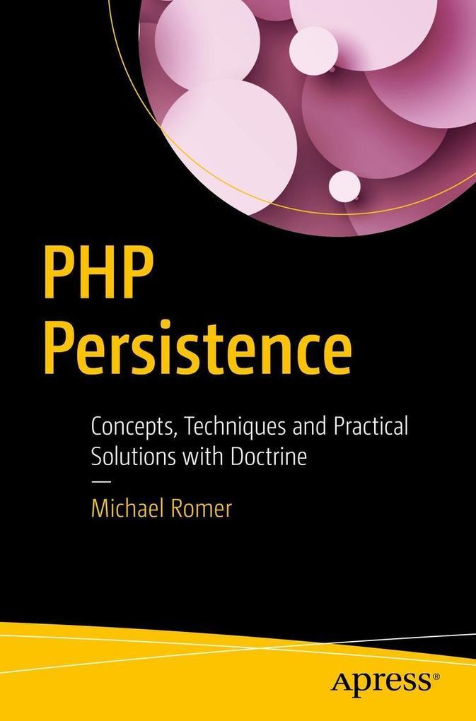 PHP Persistence als eBook Download von Michael ...