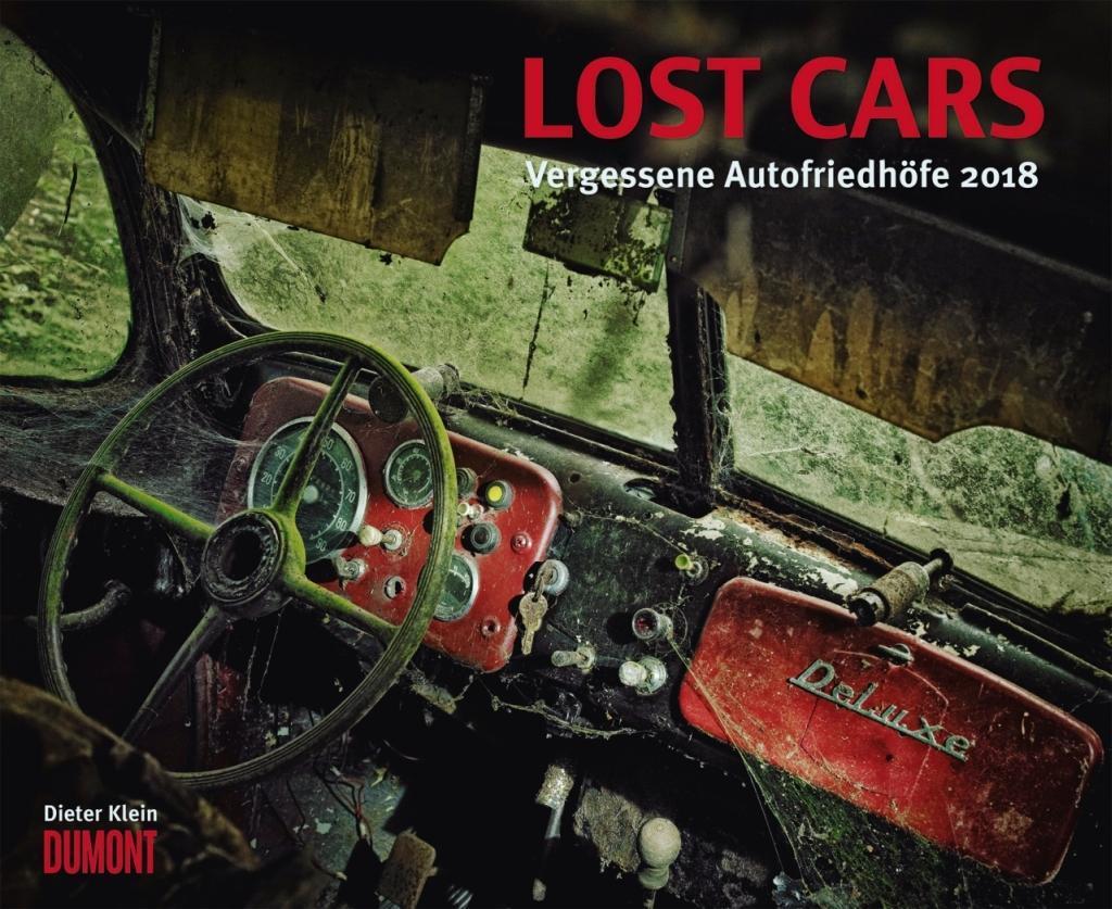 Lost Cars 2018 - Vergessene Autofriedhöfe - Fot...