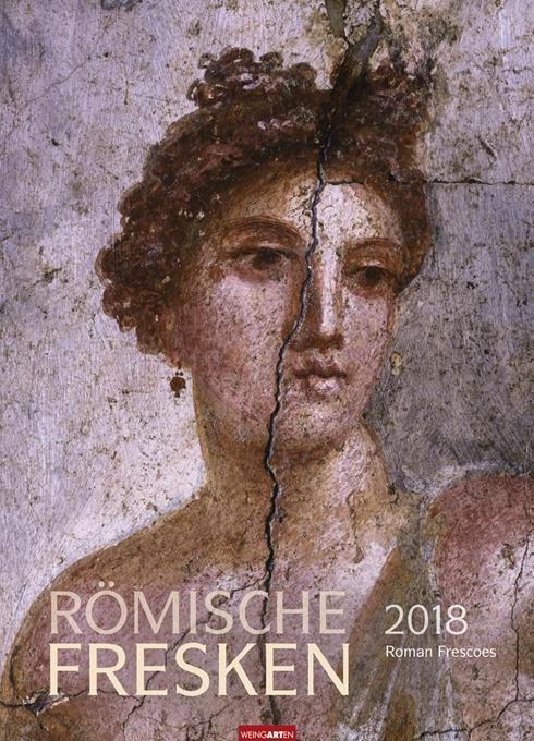 Römische Fresken - Kalender 2018