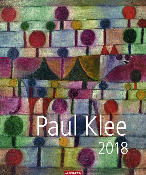 Paul Klee - Kalender 2018