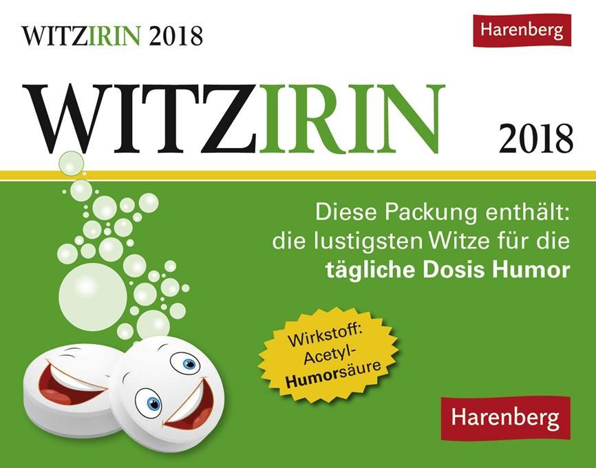 Witzirin - Kalender 2018
