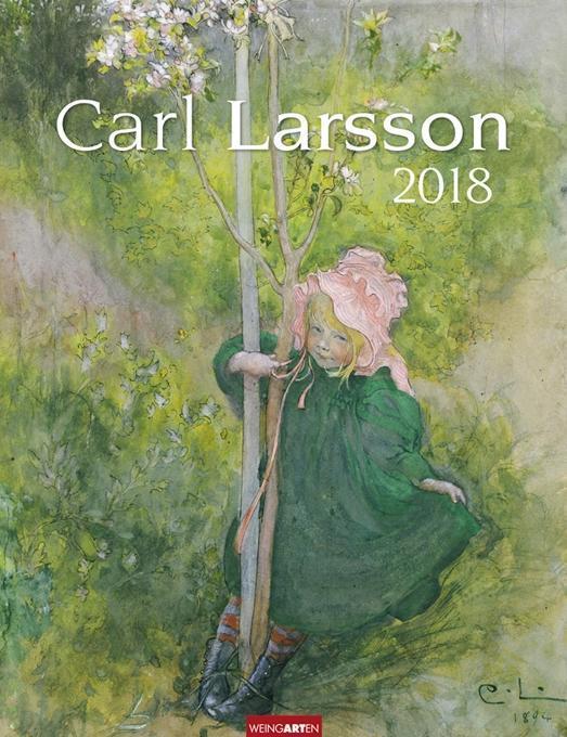Carl Larsson - Kalender 2018