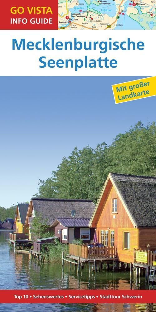 GO VISTA: Reiseführer Mecklenburgische Seenplat...