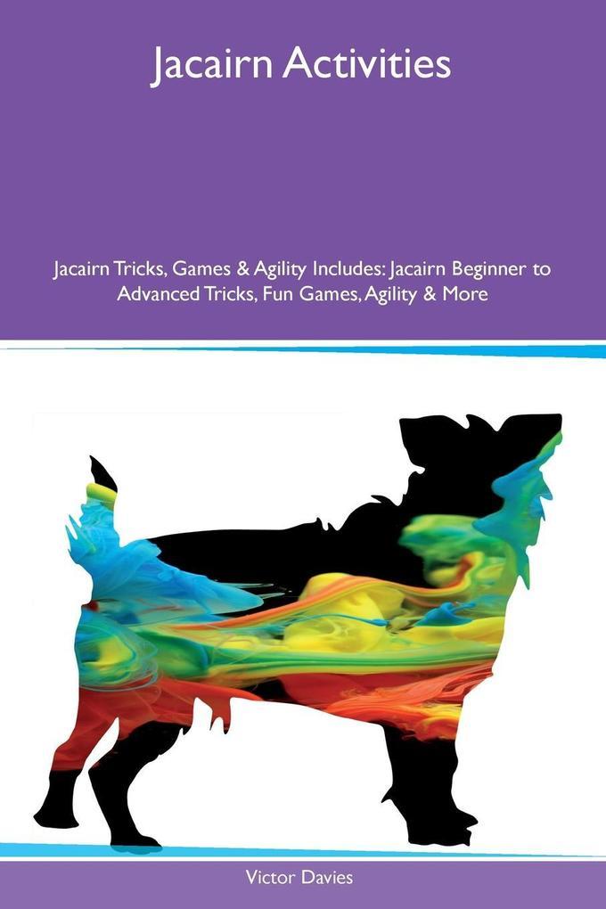 9781526920553 - Victor Davies: Jacairn Activities Jacairn Tricks, Games & Agility Includes - کتاب