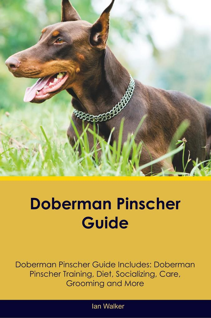 Doberman Pinscher Guide Doberman Pinscher Guide...