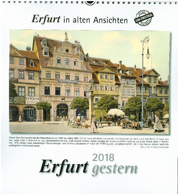 Erfurt gestern 2018