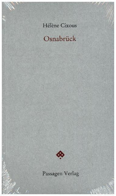 Osnabrück als Buch von Hélène Cixous