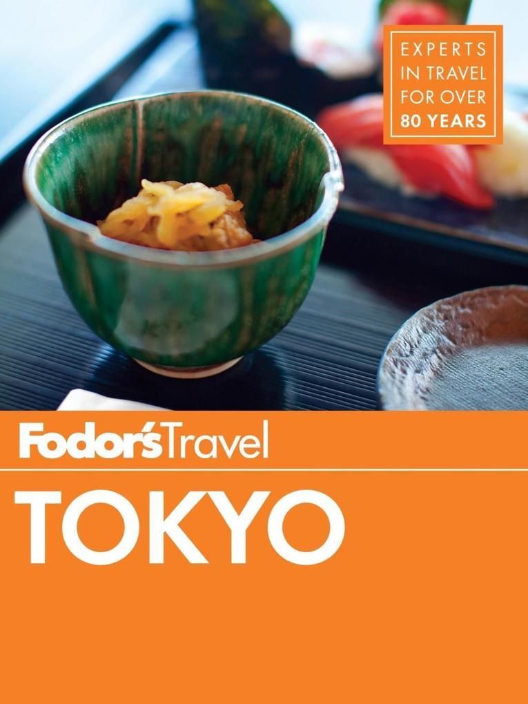 Fodor´s Tokyo als eBook Download von Fodor´s Tr...