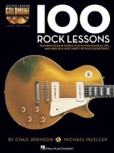 100 Rock Lessons als eBook Download von Michael...