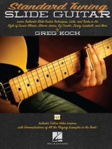 Standard Tuning Slide Guitar als eBook Download...