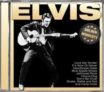 Elvis-Golden Moments