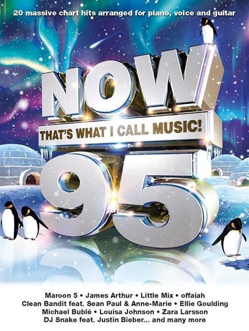 Now That´s What I Call Music 95 als Buch von