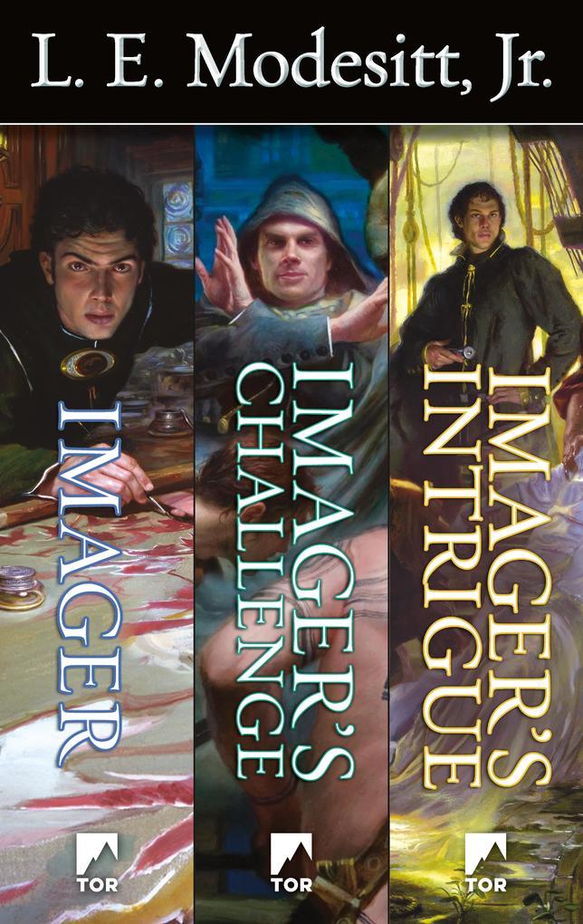 Imager Portfolio, Volume I als eBook Download v...