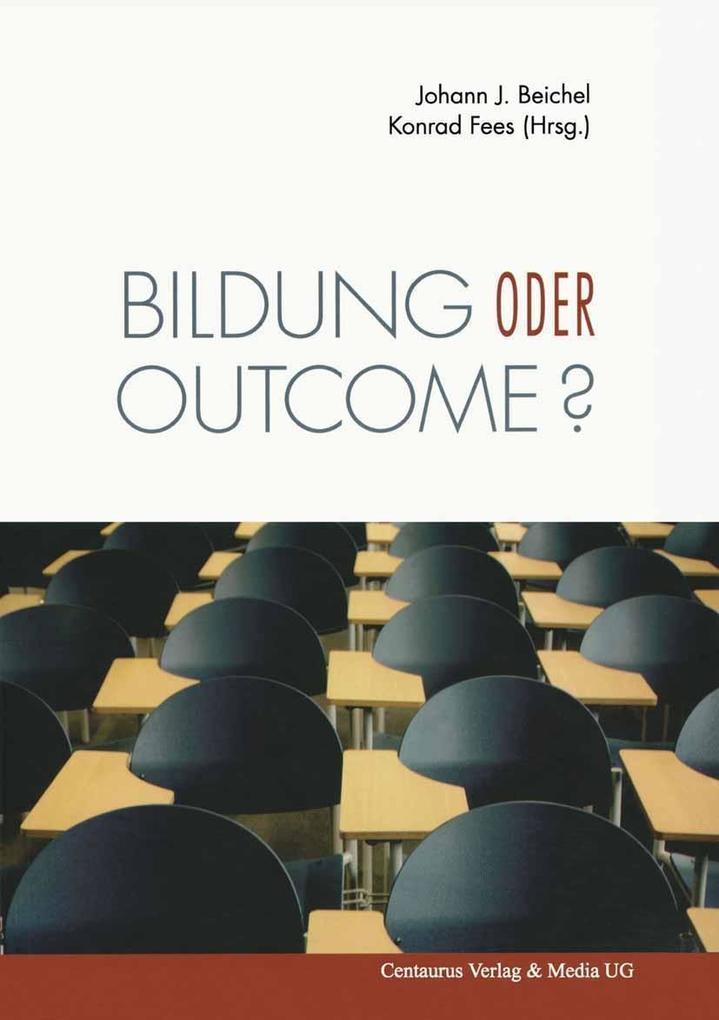 Bildung oder outcome? als eBook Download von