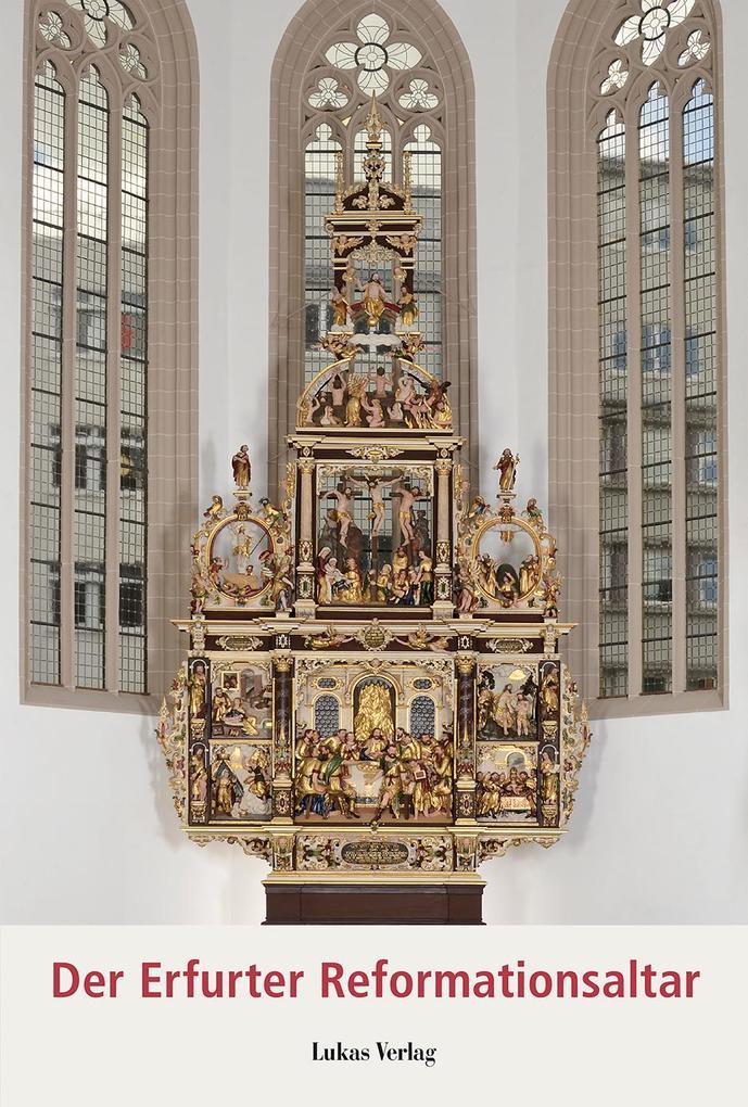 Der Erfurter Reformationsaltar als eBook Downlo...