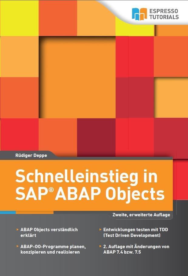 Schnelleinstieg in SAP® ABAP Objects als Buch v...