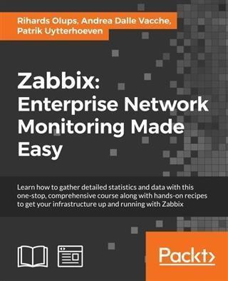 Zabbix: Enterprise Network Monitoring Made Easy...