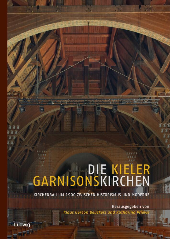Die Kieler Garnisonskirchen als Buch von