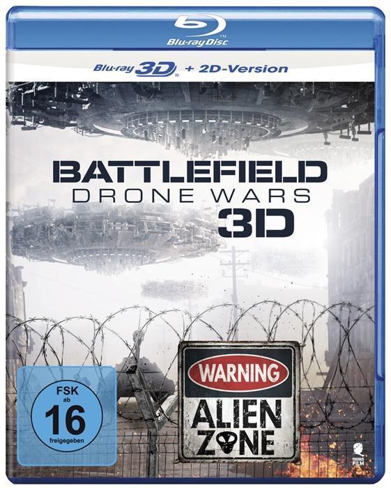 Battlefield: Drone Wars 3D