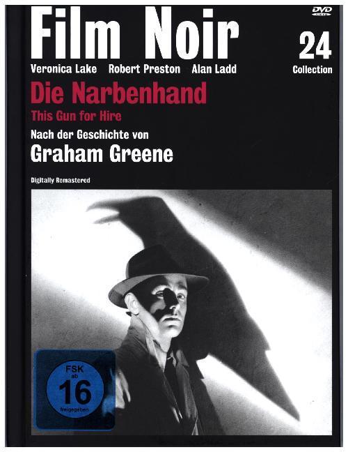 Film Noir Collection 24: Die Narbenhand