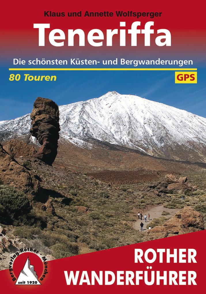 Teneriffa als eBook Download von Annette Wolfsp...