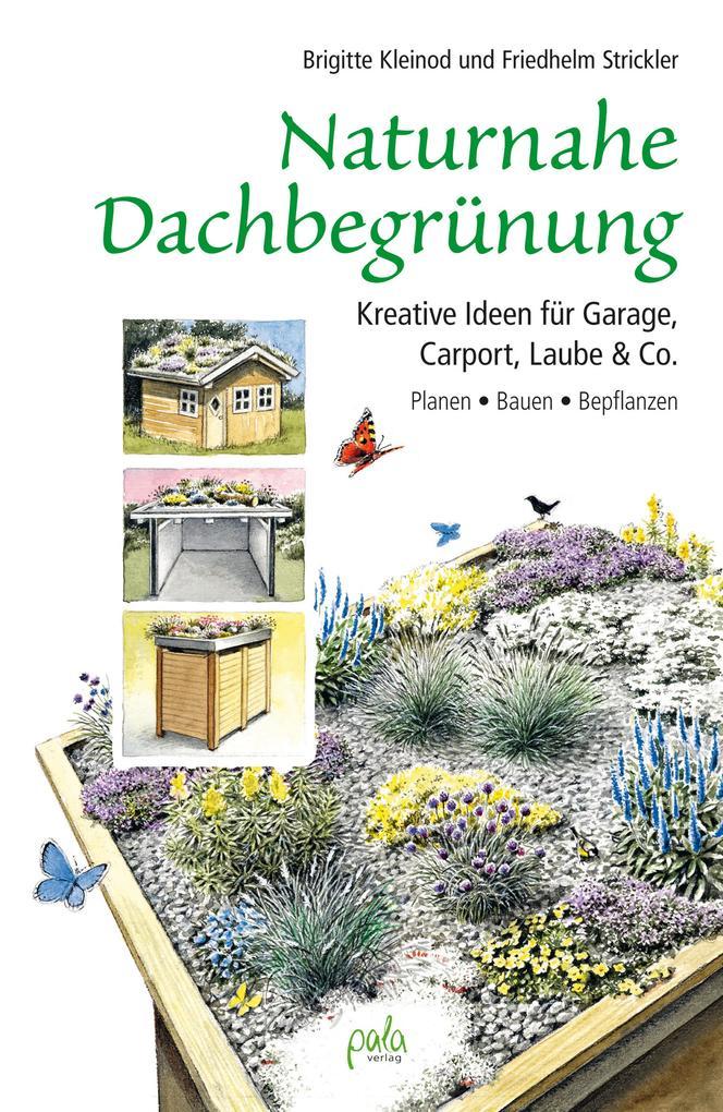 Naturnahe Dachbegrünung als eBook Download von ...