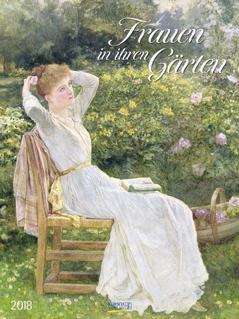 Frauen in ihren Gärten 2018. Kunst Gallery Kale...